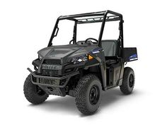 New 2017 Polaris RANGER EV Avalanche Gray ATVs For Sale in Georgia. 2017 Polaris RANGER EV Avalanche Gray, 2017 Polaris® RANGER® EV Avalanche Gray Features may include: HARDEST WORKING FEATURES STRONG 30 HP MOTOR The RANGER EV features a strong 30 HP/48V AC electric motor, allowing for clean and quiet operation. Alternating Current (AC) is more efficient and extends range. ELECTRIC ADVANTAGE A quieter machine for operating inside barns or for stealthy trips to the deer stand. The RANGER EV…
