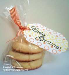 clear gift wrapping cookies - Google Search