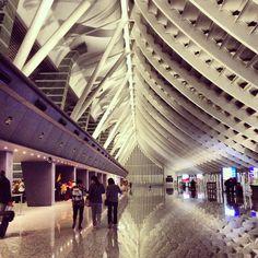 臺灣桃園國際機場第一航廈 Taiwan Taoyuan International Airport Terminal 1 場所: 桃園縣, 桃園縣