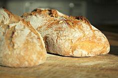 Rozskenyér dagasztás nélkül Vegan Bread, Side Dishes, Recipes, Food Basics, Erika, Breads, Foods, Bread, Food Food