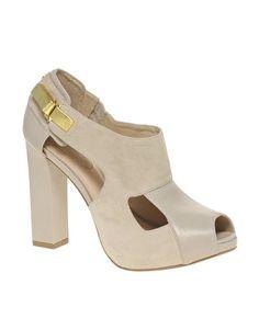Kat Maconie Evie Peep Toe Shoes <3