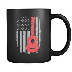 American Ukulele Mug - MainTune - 1