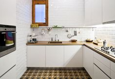 8 Space-Saving Hacks for Small Kitchens | Dwell