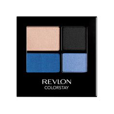 Revlon ColorStay 16 Hour Eye Shadow Quad in Free Spirit. Create a visual story based on the colors and inspirational imagery of the Pacific Coast for a chance to win. Be creative! Be colorful!