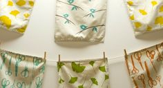 I LOVE Queen Bee Creations... local in portland and make the best, longest-lasting bags and wallets.