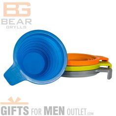 #BearGrylls #PackItCup #CampingSupplies #MultiColor