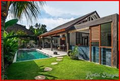Ethnic modernity Bali home design - http://rentaldesigns.com/ethnic-modernity-bali-home-design.html