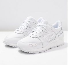 fa9e711d88523 ASICS GEL-LYTE III Baskets basses white