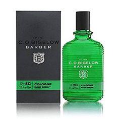 C.O. Bigelow Barber Cologne Elixir Green, 2.5 oz Review