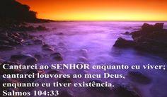 Pão Diário: Salmos 104