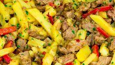 O rețetă simplă ce vă salvează rapid din orice situație - carne cu legum. Enjoy Your Meal, How To Cook Chicken, Pot Roast, Beverages, Cooking, Ethnic Recipes, Food, Recipes, Ideas