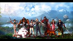 awesome Online video Activity New music for Studying 2 Final Fantasy Vii, Video Game Magazines, Music For Studying, New Music, Activities, Life, Online Video, Wallpaper, Geek