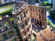 Central Public Library Vancouver, Vancouver, Canada (Photo: Evan Leeson)
