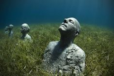 Underwater Statues is listed (or ranked) 27 on the list 38 Images That Prove You Have Thalassophobia