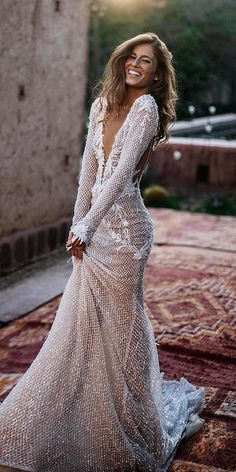 10 Wedding Dress Designers You Want To Know About Hochzeitskleid 2019 Hochzeitskleid 2019 10 Wedding Dress Designers You Want To Know About ❤️ wedding dress designers sheath with long sleeves deep v neckline sequins tali photography Hochzeitskleid 2019 Perfect Wedding Dress, Dream Wedding Dresses, Designer Wedding Dresses, Bridal Dresses, Wedding Gowns, Wedding Bride, Wedding Dresses Tight Fitted, Stunning Wedding Dresses, Modest Wedding