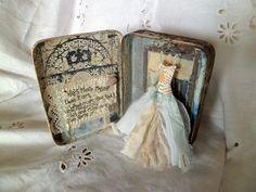 Essemblage Art | Assemblage Art vintage tin - Catherine ( Catherine Earnshaw ... | Br ...