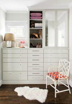 Clairemont Whole House Renovation - contemporary - closet - atlanta - TerraCotta Properties    I like the hardware