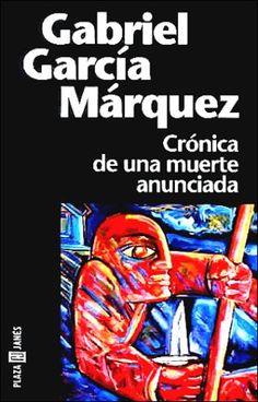 Cronica de Una Muerte Anunciada. Garcia Marquez at his finest.  (Chronicle of a Death Foretold)