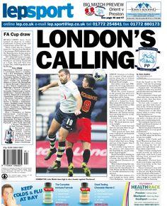 London's calling - 28/10/14