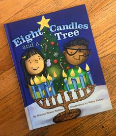 Once upon a time, December holiday books for children focused on either Christmas, or Hanukkah. Now, many children grow up in Jewish families celebrating Christmas with Christian grandparent...