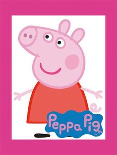 Peppa Pig party supplies and decorations. Shop our huge range of Peppa & George Pig party supplies, favours, tableware, balloons and more with fast despatch. Bolo Da Peppa Pig, Cumple Peppa Pig, Pig Birthday, 3rd Birthday Parties, Peppa Pig Imagenes, Peppa Big, Peppa Pig Party Supplies, Life Size Cardboard Cutouts, Pig Character