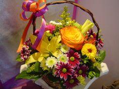 A flower arrangement called Corona