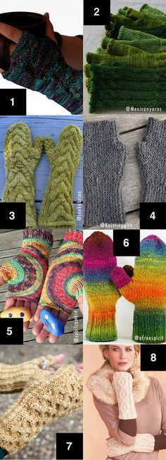 40 Knit & Crochet Accessory Projects | Colorful Stitches