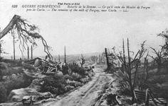 View of Battlefield, Battle of The Somme. (Vise Paris No. 832) - Europeana