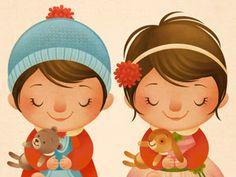 Gaia Bordicchia Illustrations