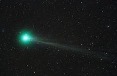 Comet Lemmon C/2012 F6 & Time-lapse video