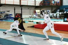 Women's #WCepee2016 in Buenos Aires! Live results  http://aafa.me/1ocWXVT || #Argentina #BuenosAires #fencing #epee #roadtorio by fencing_fie