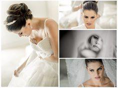 Dia da noiva - Casamento - Wedding - Maquiagem - Makeup - Noiva - Bride - Penteado - Penteado para noiva - Hairstyle - Inesquecível Casamento
