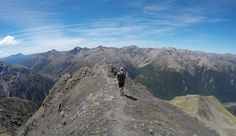 Avalanche Peak, Arthur's Pass