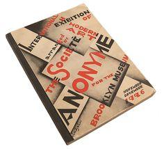 Société Anonyme International Exhibition of Modern Art. Arranged by the Société Anonyme for the Brooklyn Museum (Deckeltitel). Text by Katherine Sophie Dreier. Composed by Katherine Sophie Dreier & Constatin Aladjalov. Mit Griffregister und zahlreichen Abbildungen. New York, Société Anonyme – Museum of Modern Art, 1926.