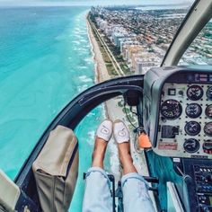 going on a helicopter is definitely on my bucket list