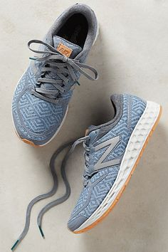 LOVE these! Not sure what to pair them with outfit-wise, but the color and pattern are excellent. New Balance 980 Sneakers #anthropologie