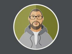 Avatar designed by SHIMUR. Connect with them on Dribbble; the global community for designers and creative professionals. Avatar, Family Guy, Graphic Design, Green Building, Creative, Illustration, Fictional Characters, Illustrations, Fantasy Characters