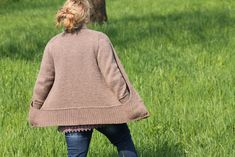 Ravelry: Big Sister by Hinterm Stein