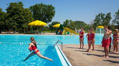 Omaha-area pools open this weekend with new hours, some reduced rates News Hour, Summer Fun List, Coca Cola, Pools, Outdoor Decor, Coke, Cola, Swimming Pools, Ponds