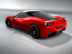 ferrari 458 photography