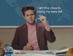 One Direction Humor, I Love One Direction, Cute Memes, Stupid Funny Memes, Funny Relatable Memes, Crying My Eyes Out, Harry Styles Memes, Response Memes, Lol Pics