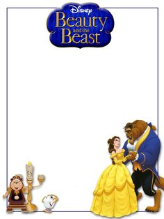 This photo was uploaded by DisneyRoni.  Beauty and the Beast