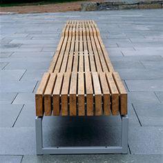 Tout à propos de Porto bench de Vestre sur Architonic. Trouvez des photos et des informations détaillées au sujet des revendeurs, des moyens de contact et des options de demande pour Porto bench ici!