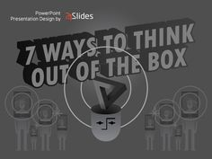 Any presentation starts with an idea. But a great presentation starts with a great idea. In this presentation, you will read 7 ways you can break free from the…