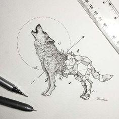 L'illustrateur Kerby Rosanes alias Sketchy Stories est l'auteur de ces magnifiques doodles. L'artiste basé aux Philippines associe des animaux sauvages à des explosions de formes géométriques. Ces belles créations de Kerby en noir et blanc sont à découvrir dans la sélection suivante. Vous allez les adorer !