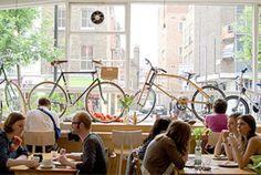 Look Mum No Hands - Bike Cafe #London
