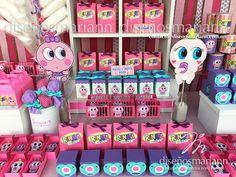 Mesa de dulces Casimeritos/Cumpleaños Casimeritos
