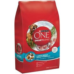 Purina ONE SmartBlend Healthy Puppy Formula Puppy Premium Dog Food 8 lb. Bag * Find out more about the great product at the image link. (This is an affiliate link and I receive a commission for the sales) Best Dog Food, Dry Dog Food, High Protein Dog Food, Premium Dog Food, Dog Food Brands, Dog Branding, Natural Dog Food, Puppy Food