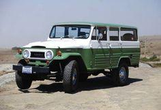 1967 Toyota Land Cruiser FJ45LV Wagon