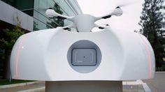 Webtekno /// Otonom Dron Taşımacılığına 5 Kala